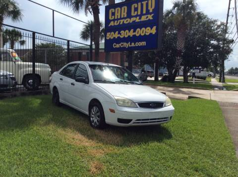 2007 Ford Focus for sale at Car City Autoplex in Metairie LA
