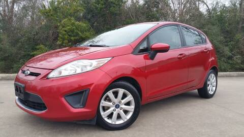 2012 Ford Fiesta for sale at Houston Auto Preowned in Houston TX