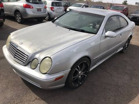 2001 Mercedes-Benz CLK for sale at Town and Country Motors in Mesa AZ