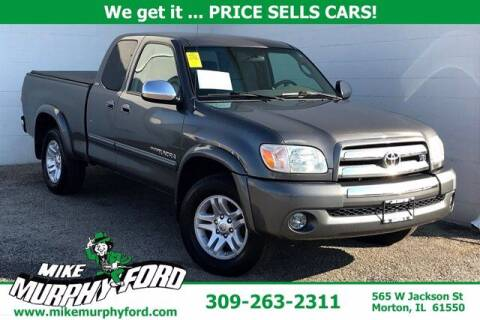 2005 Toyota Tundra for sale at Mike Murphy Ford in Morton IL
