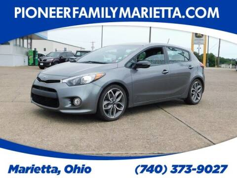2016 Kia Forte5 for sale at Pioneer Family preowned autos in Williamstown WV