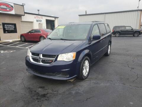2015 Dodge Grand Caravan for sale at Used Car Factory Sales & Service Troy in Troy OH