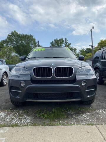 2012 BMW X5 for sale at Mastro Motors in Garden City MI