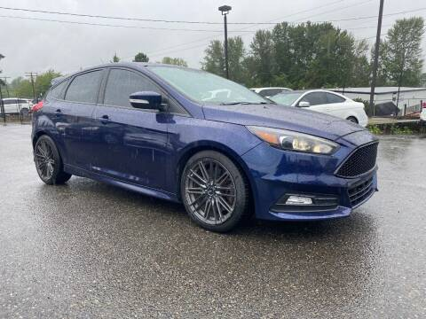 2016 Ford Focus for sale at LKL Motors in Puyallup WA
