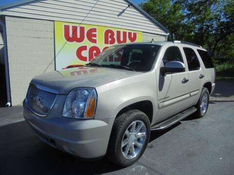 2007 GMC Yukon for sale at Right Price Auto Sales in Murfreesboro TN