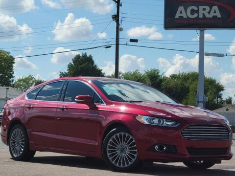 2015 Ford Fusion for sale at BuyRight Auto in Greensburg IN