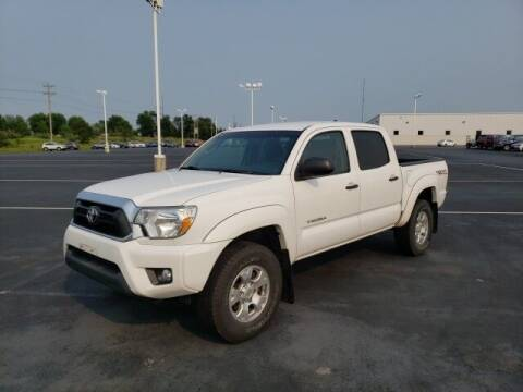 2015 Toyota Tacoma for sale at White's Honda Toyota of Lima in Lima OH