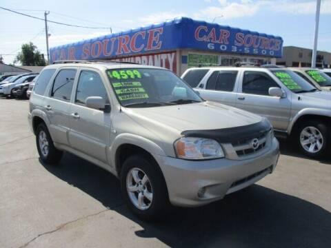 2005 Mazda Tribute for sale at CAR SOURCE OKC in Oklahoma City OK