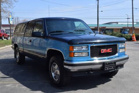 1995 GMC Sierra 1500 for sale at NEW 2 YOU AUTO SALES LLC in Waukesha WI