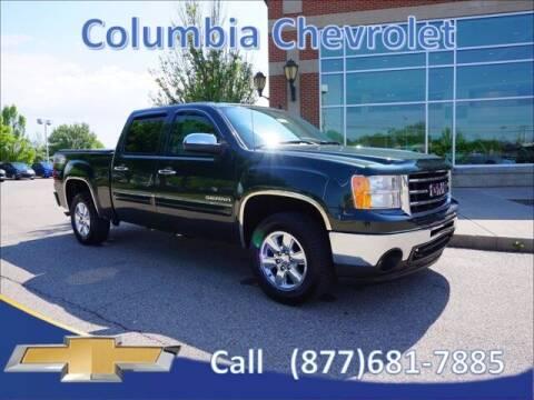 2013 GMC Sierra 1500 for sale at COLUMBIA CHEVROLET in Cincinnati OH