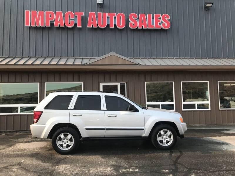 2007 Jeep Grand Cherokee for sale at Impact Auto Sales in Wenatchee WA