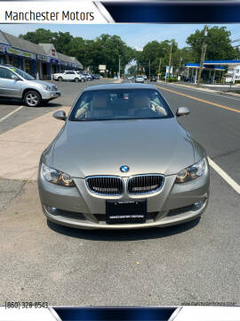 2007 BMW 3 Series for sale at Manchester Motors in Manchester CT