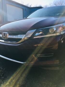 2013 Honda Accord for sale at Thompson Auto Diagnostics / Auto Sales Division in Mishawaka IN