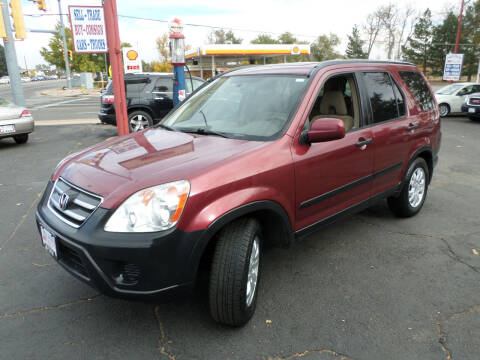 2006 Honda CR-V for sale at Premier Auto in Wheat Ridge CO