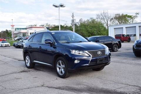 2013 Lexus RX 350 for sale at BOB ROHRMAN FORT WAYNE TOYOTA in Fort Wayne IN