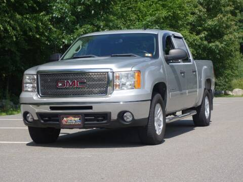 2011 GMC Sierra 1500 for sale at Auto Mart in Derry NH