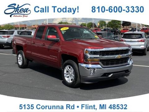 2018 Chevrolet Silverado 1500 for sale at Jamie Sells Cars 810 in Flint MI