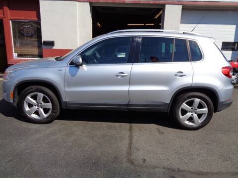 2010 Volkswagen Tiguan for sale at Best Choice Auto Sales Inc in New Bedford MA
