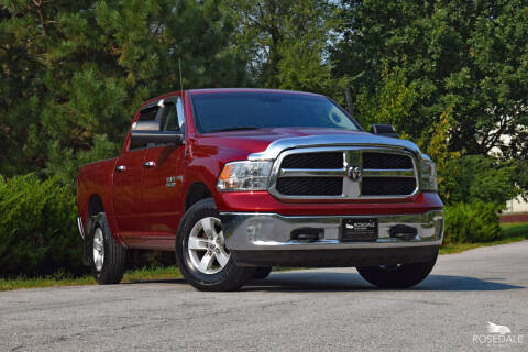 2013 RAM Ram Pickup 1500 for sale at Rosedale Auto Sales Incorporated in Kansas City KS