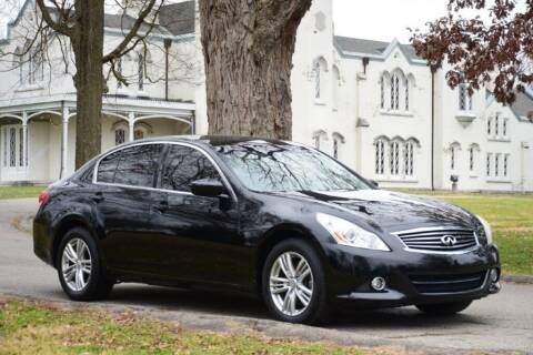 2012 Infiniti G25 Sedan for sale at Digital Auto in Lexington KY