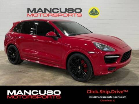2013 Porsche Cayenne for sale at Mancuso Motorsports in Glenview IL