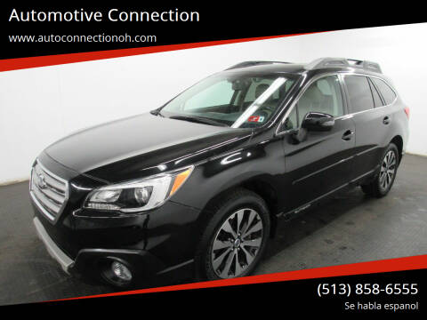 2015 Subaru Outback for sale at Automotive Connection in Fairfield OH