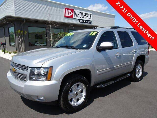 2013 Chevrolet Tahoe for sale at Wholesale Direct in Wilmington NC