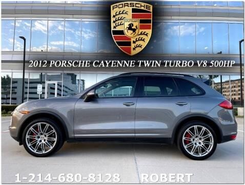 2012 Porsche Cayenne for sale at Mr. Old Car in Dallas TX