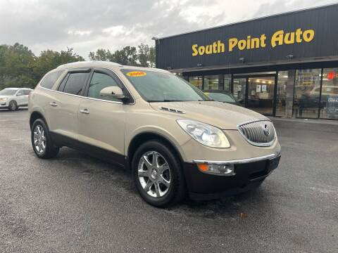 2008 Buick Enclave for sale at South Point Auto Plaza, Inc. in Albany NY