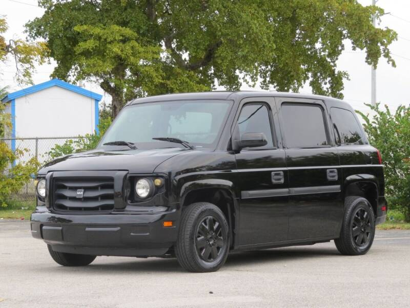 2014 MOBILITY VENTURES/VPG MV-1 for sale at DK Auto Sales in Hollywood FL