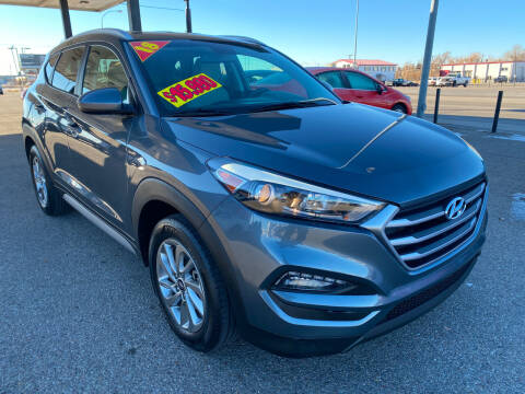 2018 Hyundai Tucson for sale at Top Line Auto Sales in Idaho Falls ID