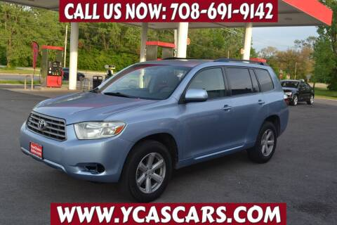 2008 Toyota Highlander for sale at Your Choice Autos - Crestwood in Crestwood IL