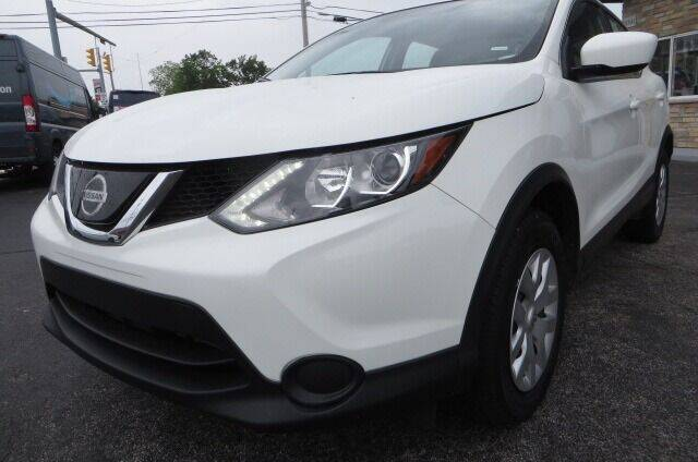 2019 Nissan Rogue Sport for sale at Eddie Auto Brokers in Willowick OH