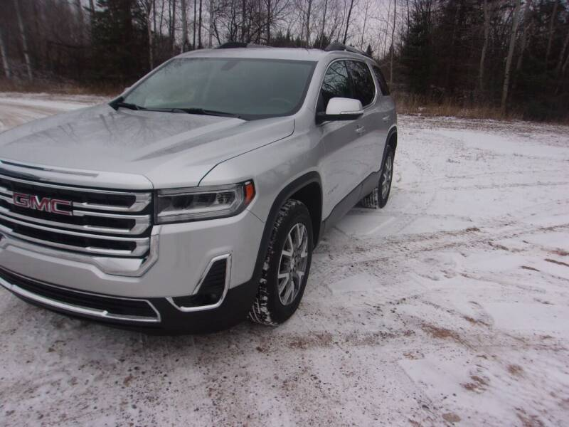 2020 GMC Acadia for sale at Warga Auto and Truck Center in Phillips WI