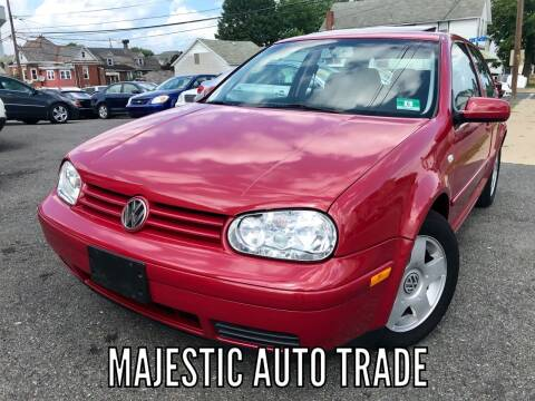 2001 Volkswagen GTI for sale at Majestic Auto Trade in Easton PA