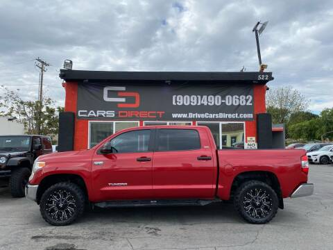 2015 Toyota Tundra for sale at Cars Direct in Ontario CA