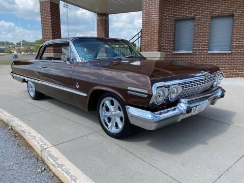 1963 Chevrolet Impala for sale at Klemme Klassic Kars in Davenport IA
