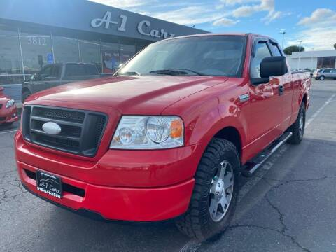 2007 Ford F-150 for sale at A1 Carz, Inc in Sacramento CA