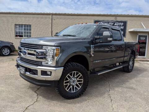 2018 Ford F-250 Super Duty for sale at Quality Auto of Collins in Collins MS