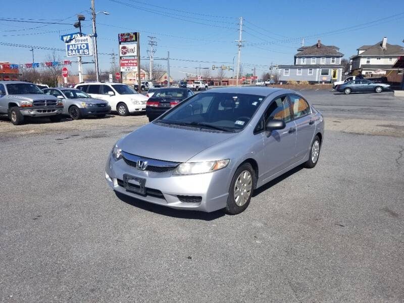 2010 Honda Civic for sale at 25TH STREET AUTO SALES in Easton PA