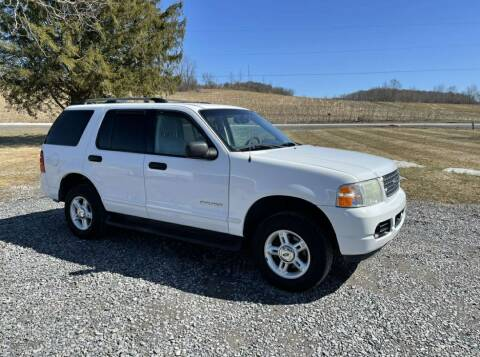 2004 Ford Explorer for sale at Arcia Services LLC in Chittenango NY