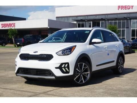 2021 Kia Niro for sale at FREDY USED CAR SALES in Houston TX