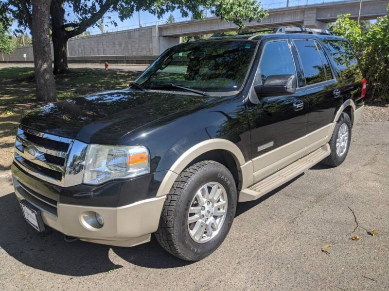 2007 Ford Expedition for sale at EXECUTIVE AUTOSPORT in Portland OR