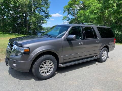 2012 Ford Expedition EL for sale at Elite Pre-Owned Auto in Peabody MA