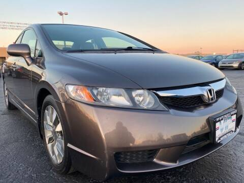 2009 Honda Civic for sale at VIP Auto Sales & Service in Franklin OH