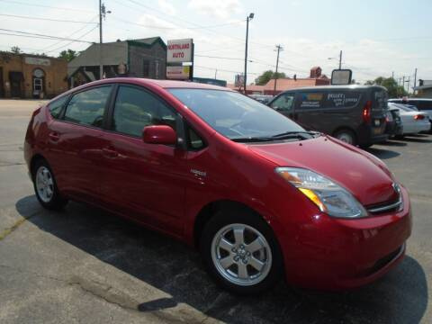 2008 Toyota Prius for sale at NORTHLAND AUTO SALES in Dale WI