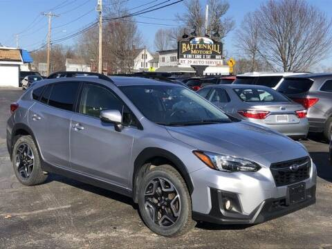2019 Subaru Crosstrek for sale at BATTENKILL MOTORS in Greenwich NY