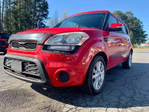 2013 Kia Soul for sale at Airbase Auto Sales in Cabot AR