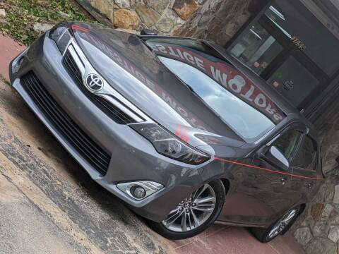 2012 Toyota Camry for sale at Atlanta Prestige Motors in Decatur GA