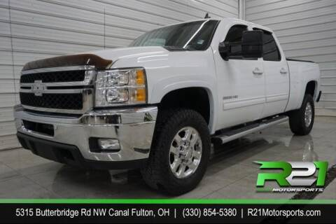 2012 Chevrolet Silverado 2500HD for sale at Route 21 Auto Sales in Canal Fulton OH